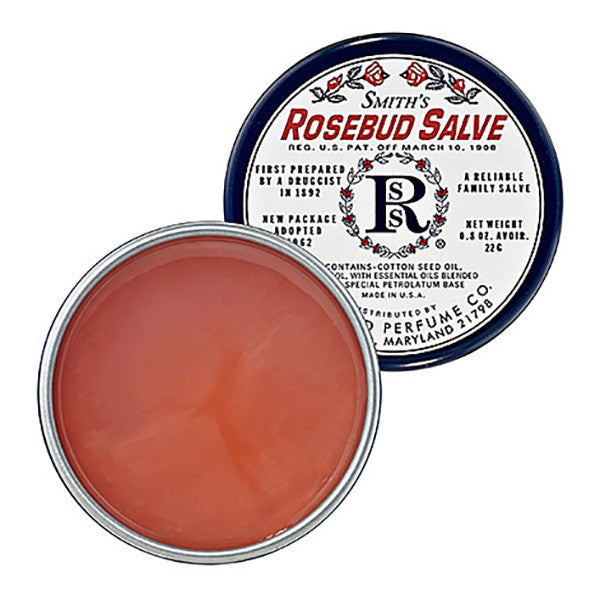 Rosebud Healing Salve - City Bird