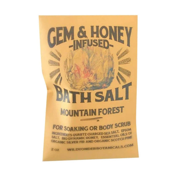 Wild Yonder Botanicals - Bath Salts