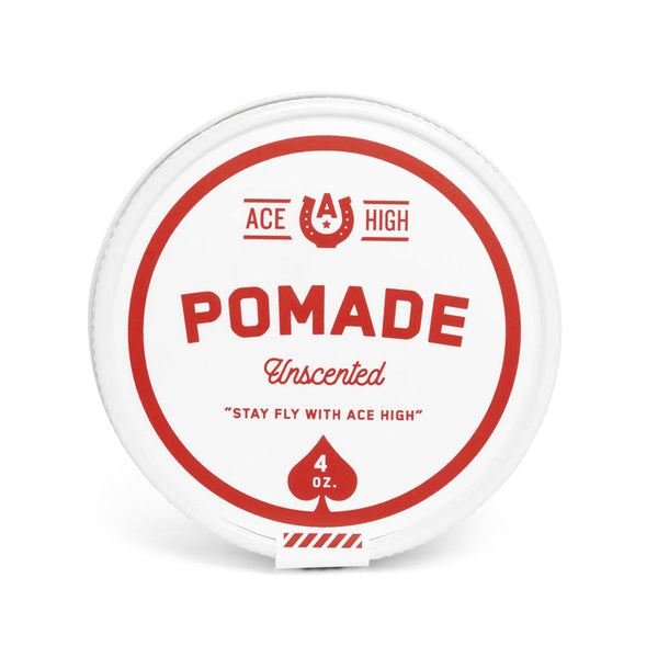 Unscented Pomade