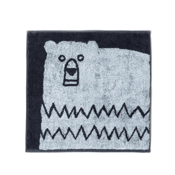 Bear Wash Cloth - City Bird