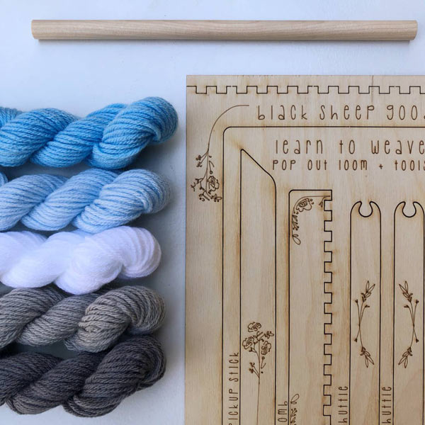 DIY Tapestry Weaving Kits