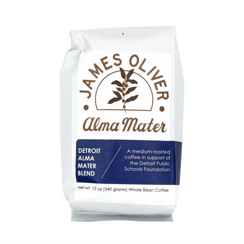 Detroit Alma Mater Whole Bean Coffee