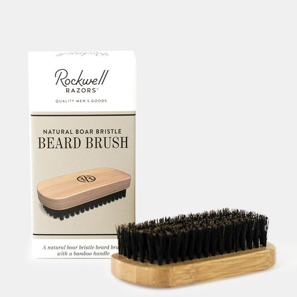 Beard Brush - City Bird