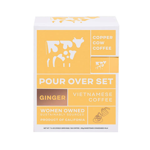 Ginger Latte Kit