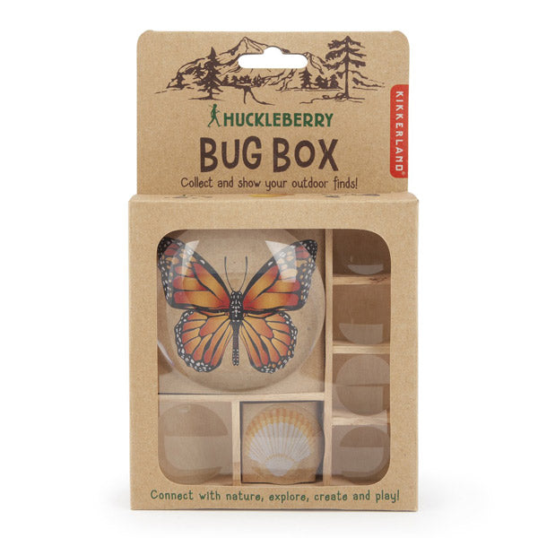 Huckleberry Bug Box - City Bird