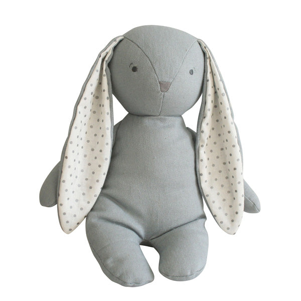 Bobby Floppy Bunny Grey Linen - City Bird