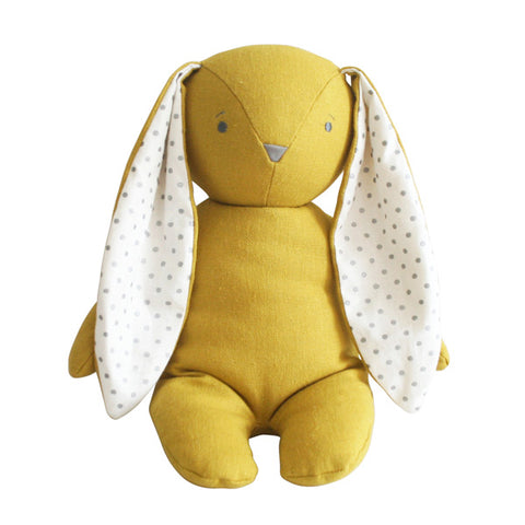 Bobby Floppy Bunny Butterscotch Linen - City Bird