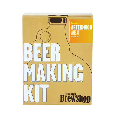 Afternoon Wheat Beer Making Kit - City Bird