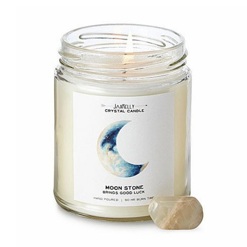 JaxKelly Crystal Candle