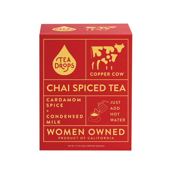 Chai Spiced Tea Kit