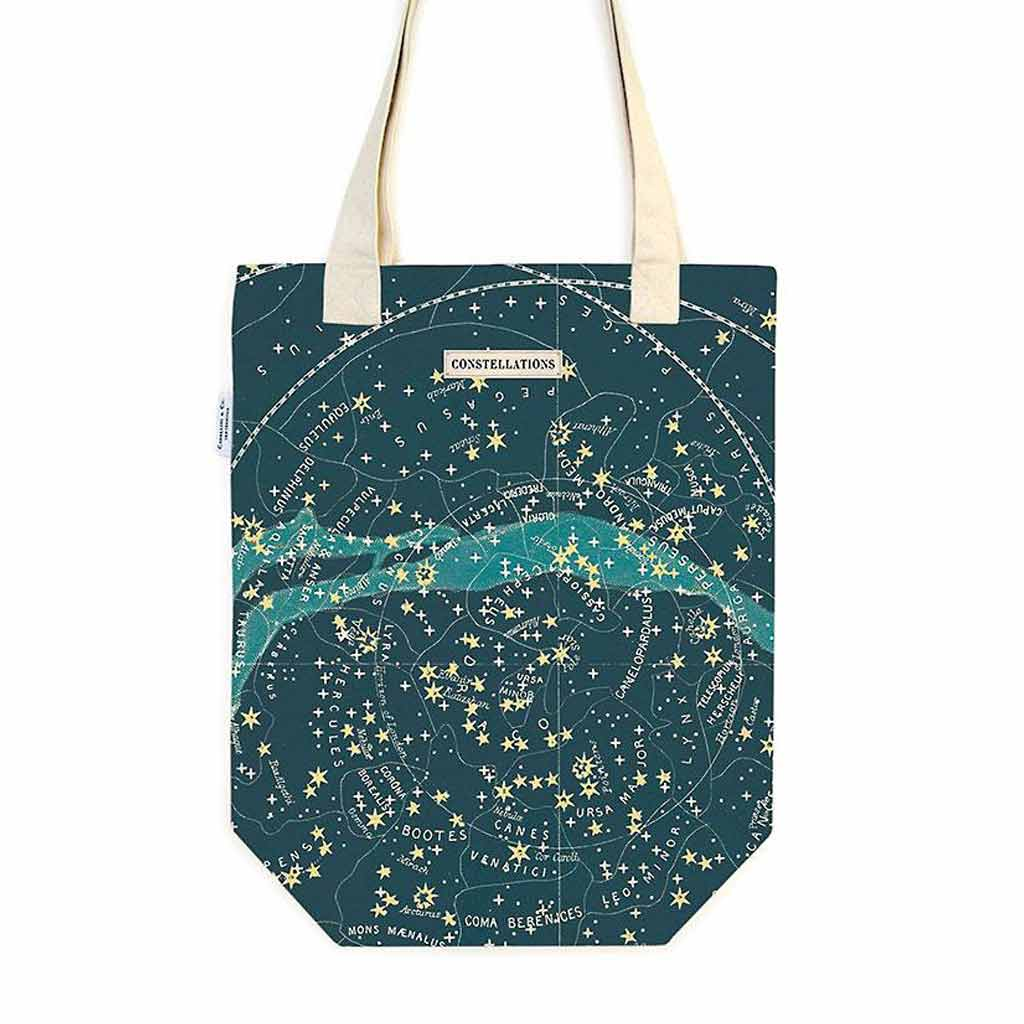 Celestial Tote Bag - City Bird