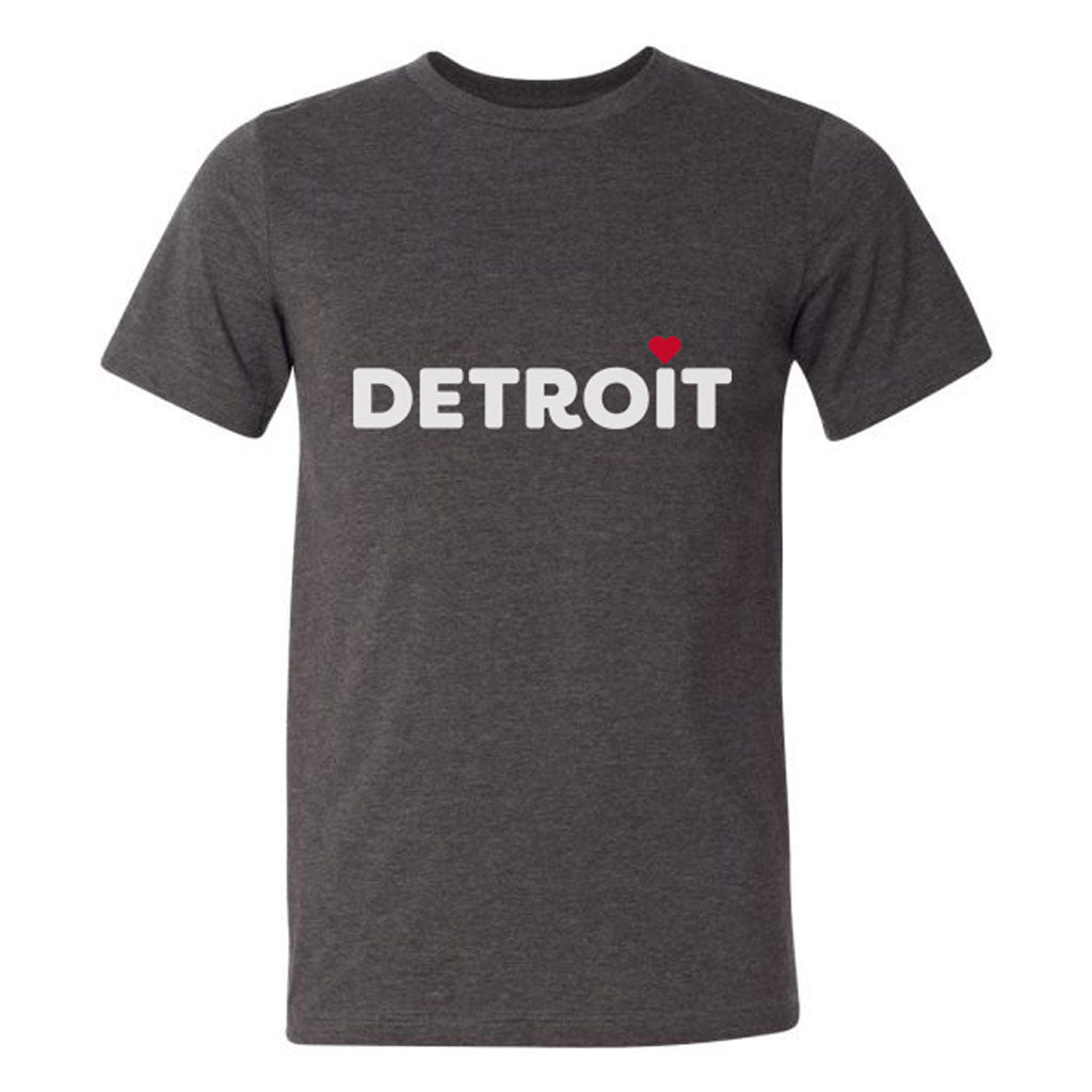 Detroit Love T-shirt - City Bird