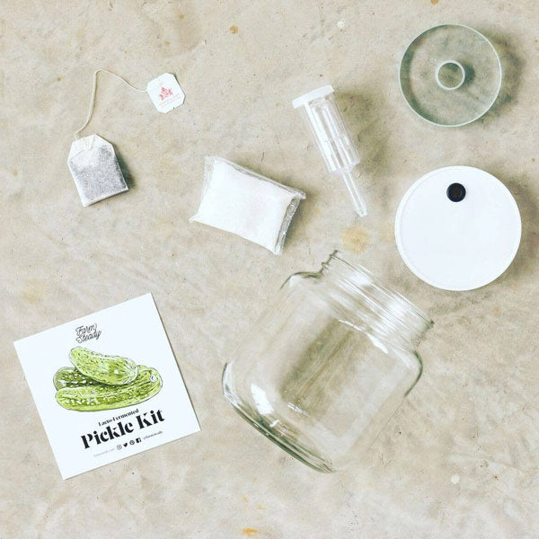 Pickle Making Kit - City Bird