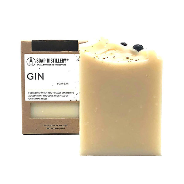 Soap Distillery - Cocktail Bar Soaps - City Bird