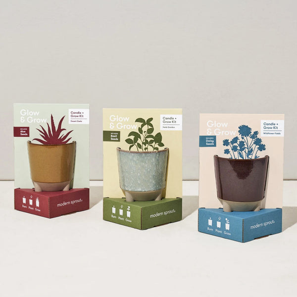 Glow And Grow Kits