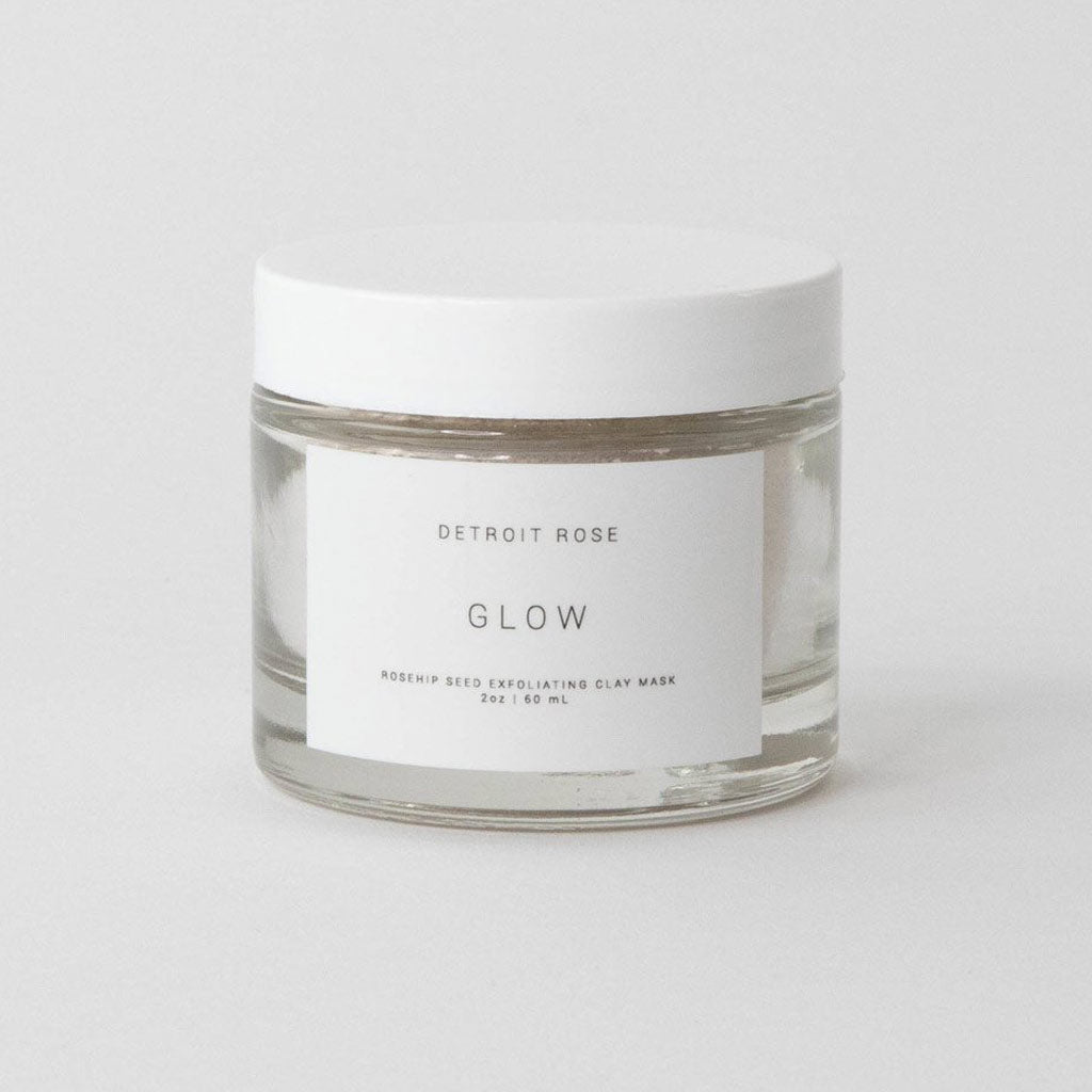 Glow Clay Mask - City Bird
