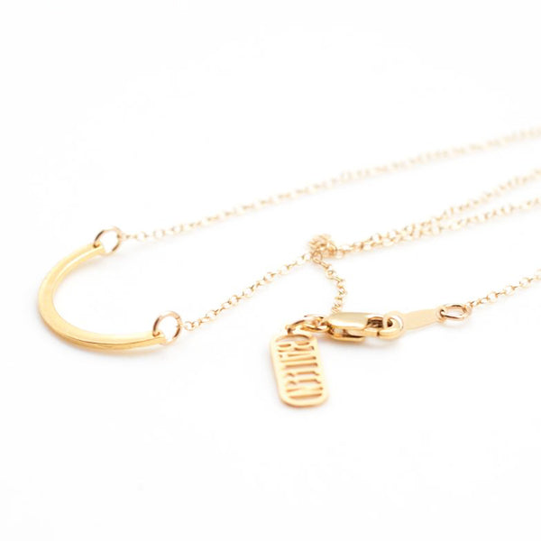 Small U Necklace - City Bird