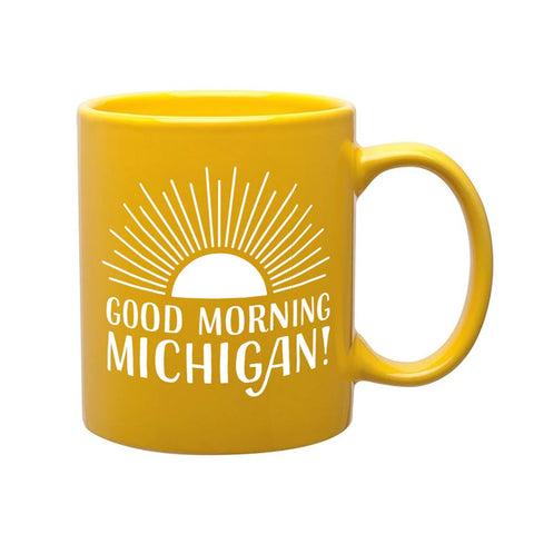 Good Morning Michigan Mug