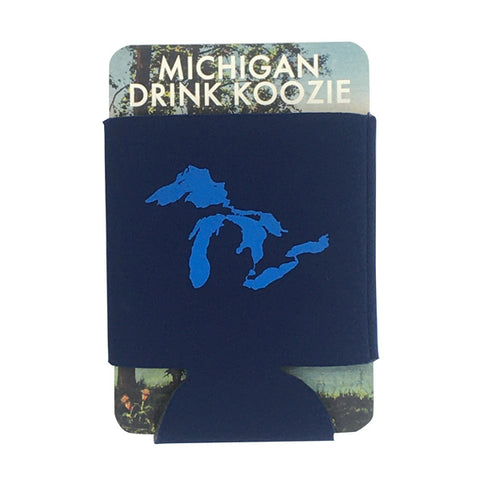 Great Lakes Drink Koozie