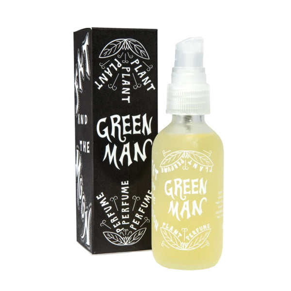 Plant Perfume - Green Man - City Bird