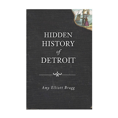 Hidden History of Detroit - City Bird