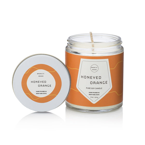 Broad St. Candle - 4oz