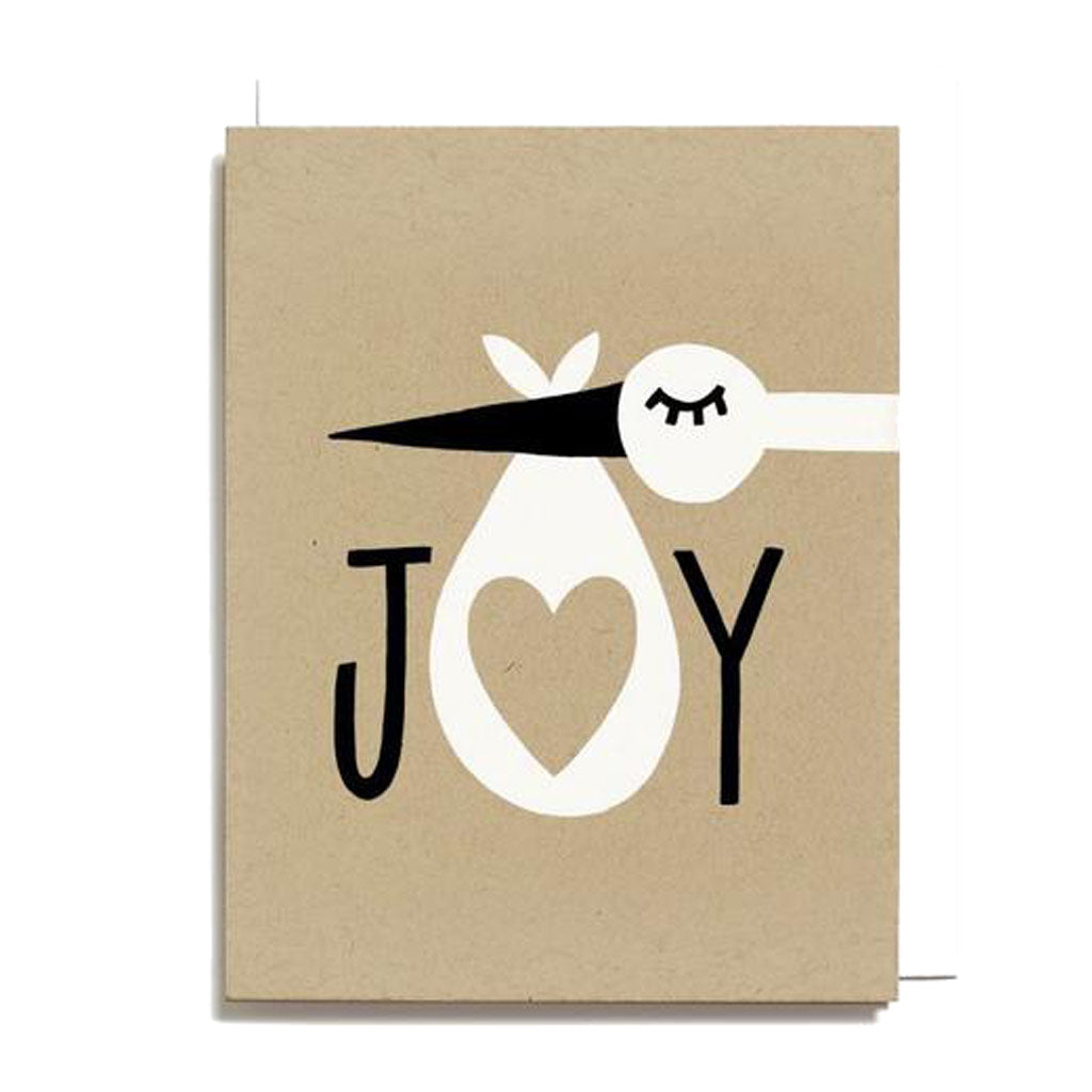 Bundle Of Joy Card - City Bird