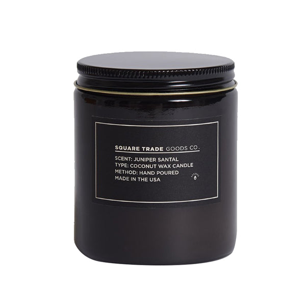 Square Trade Goods Candles - City Bird
