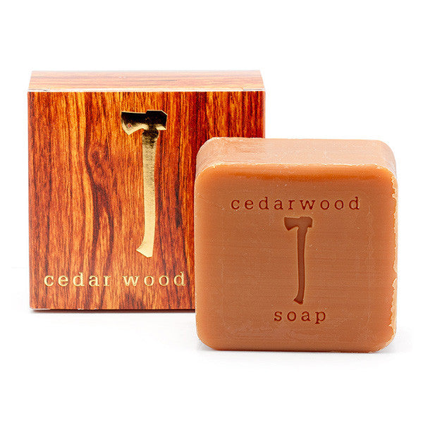 Cedar Wood Soap - City Bird