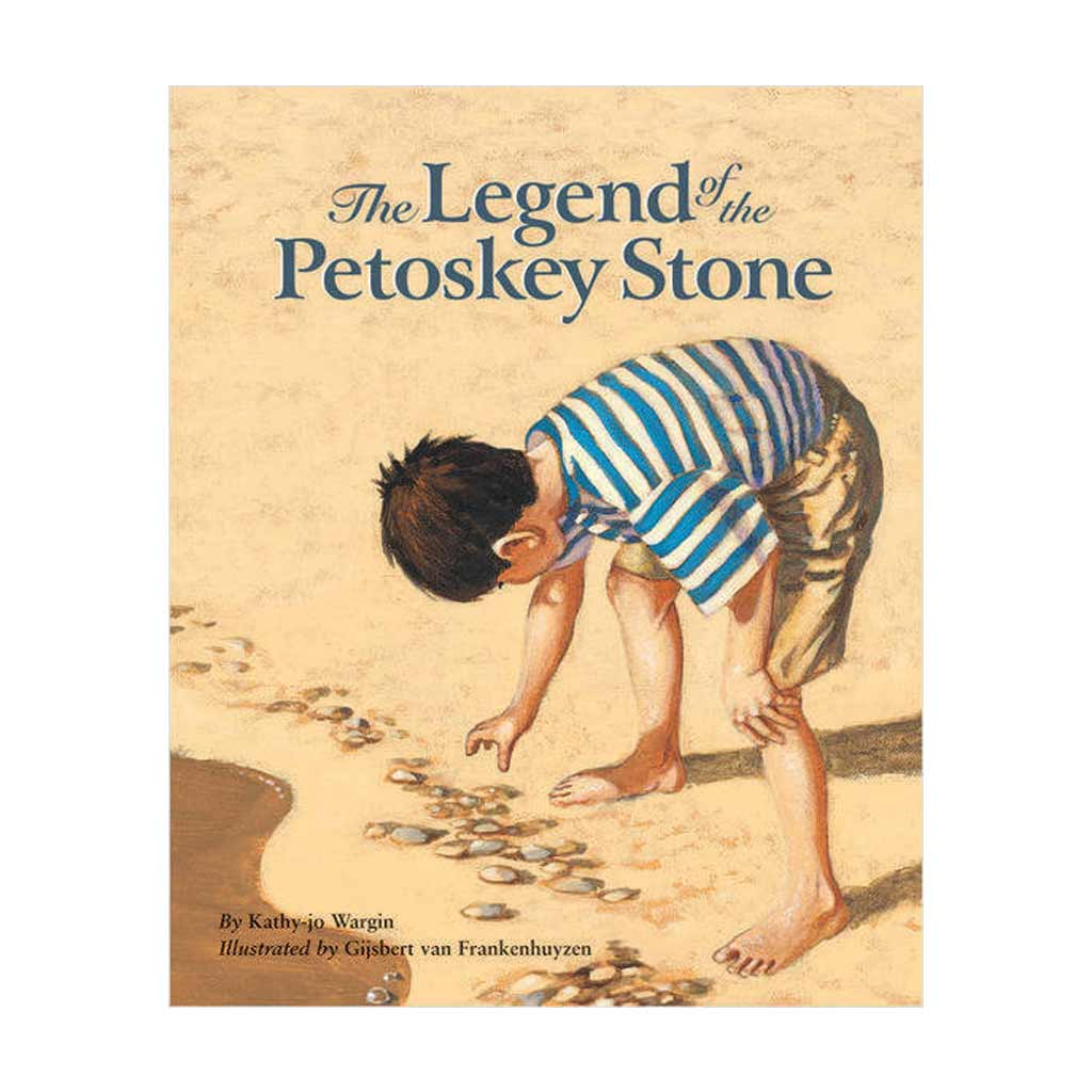 The Legend of the Petoskey Stone - City Bird