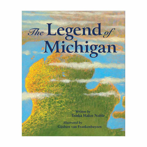 The Legend of Michigan Book