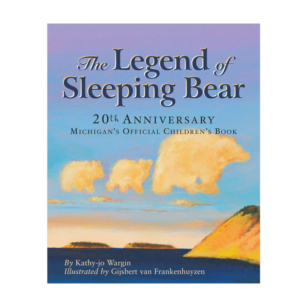 The Legend of Sleeping Bear Book
