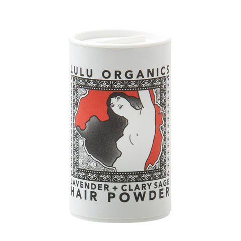 Travel Powder Shampoo