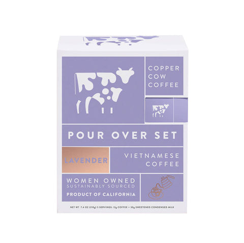 Lavender Latte Kit