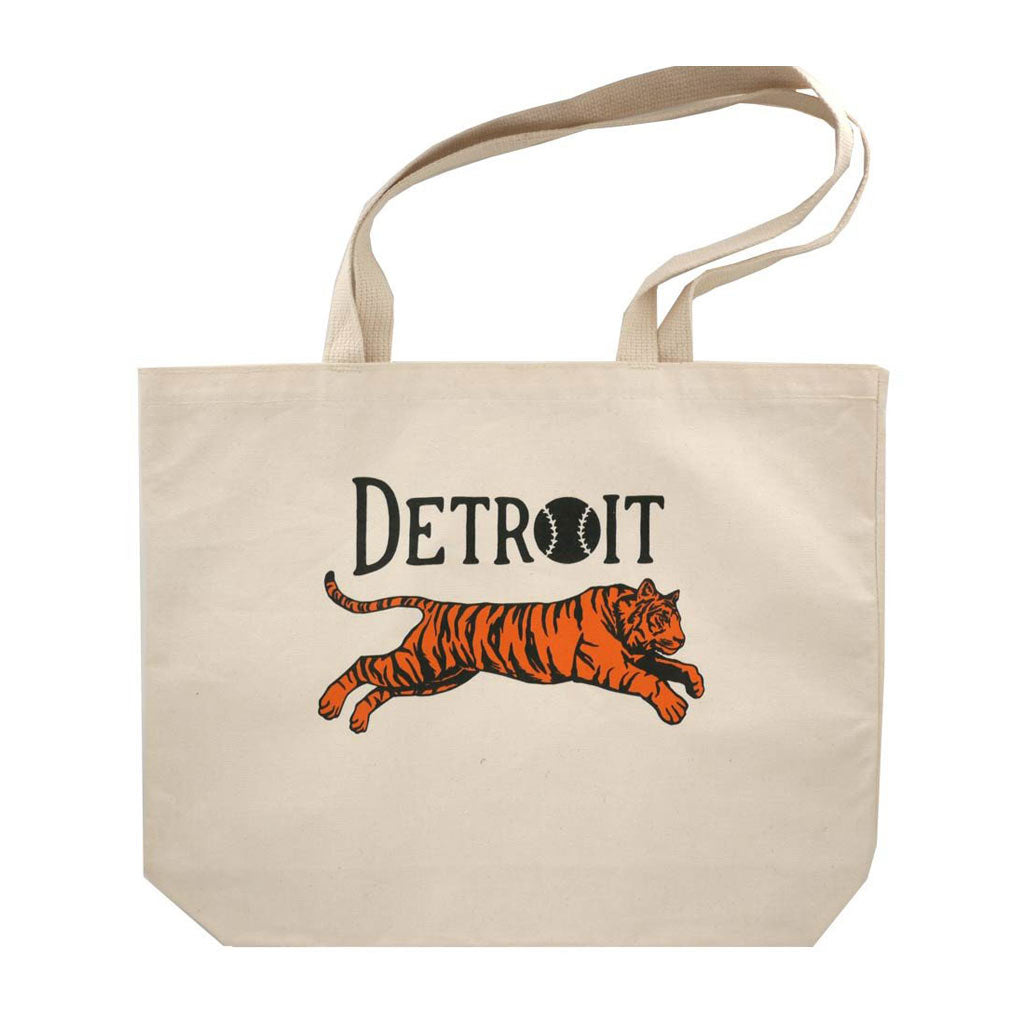 Leaping Tiger Tote - City Bird