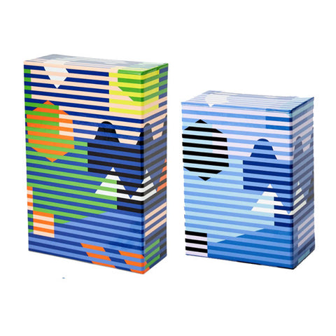 Lenticular Pattern Puzzle - City Bird