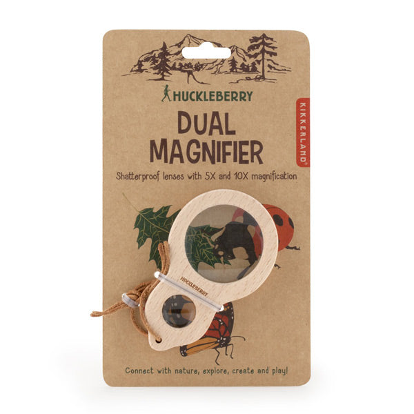 Huckleberry Dual Magnifier - City Bird
