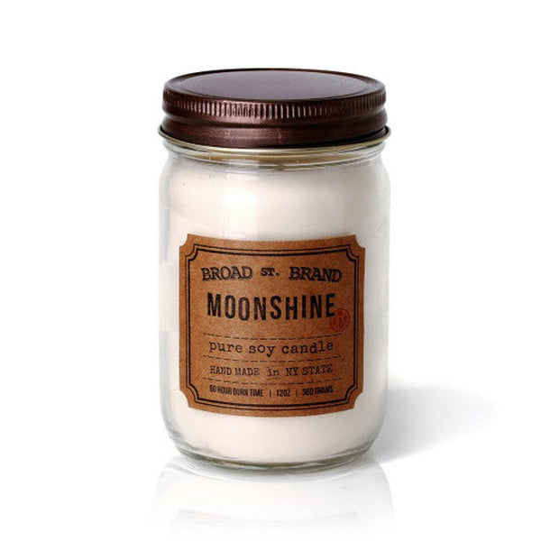 Broadstreet Brand Candle