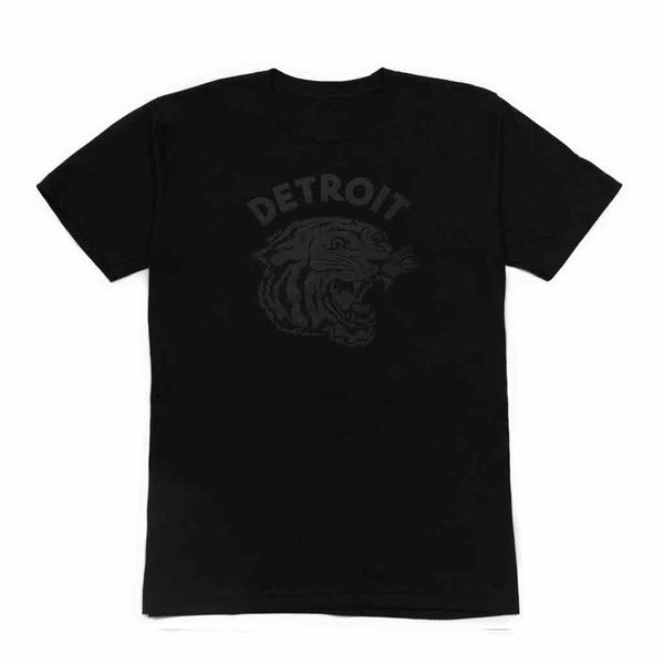 Detroit Neo-Tiger Adult T-Shirt - City Bird