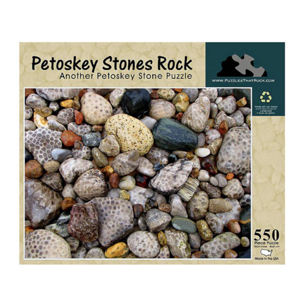 Petoskey Stones Puzzle - City Bird