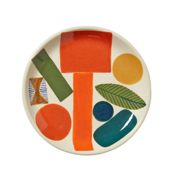 Autumn Leaf Side Plate