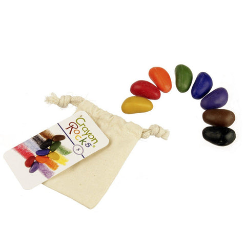 8 Colors in a Muslin Bag - City Bird