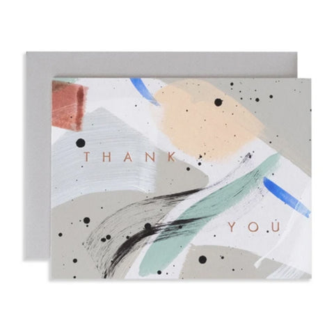Seaside Thank You Boxed Set (Multi) Card - City Bird
