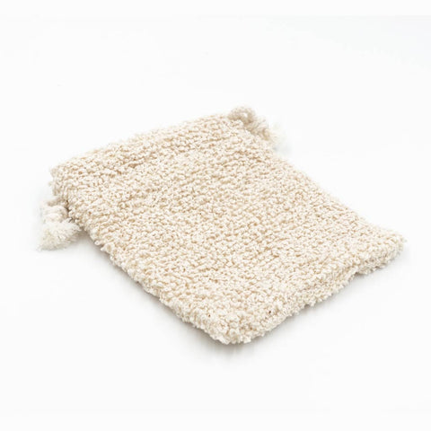 Cotton Exfoliating Soap Sack - City Bird