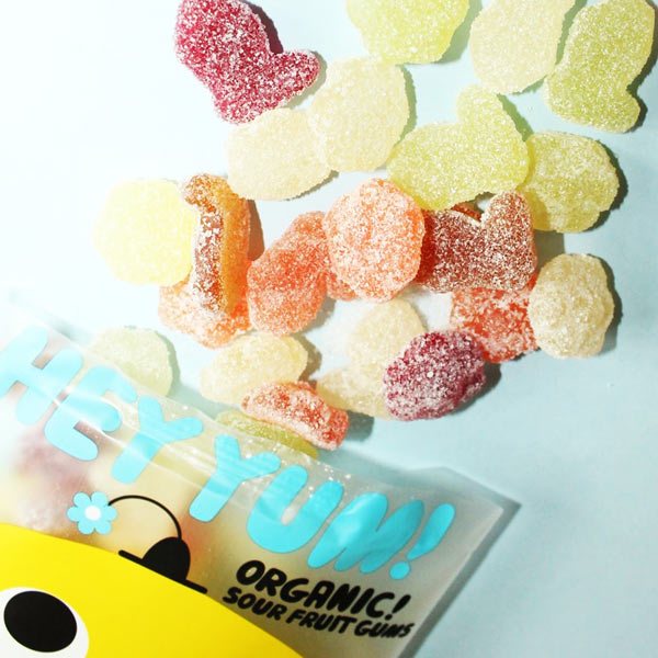 Organic Fruit Gummies