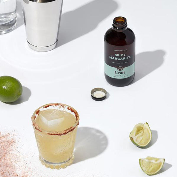 Spicy Margarita Cocktail Syrup - City Bird