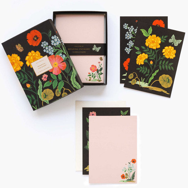 Botanical Social Stationary Set - City Bird