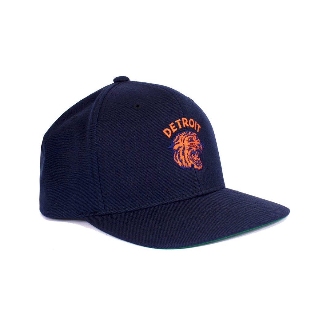 Tiger Snapback Hat - City Bird