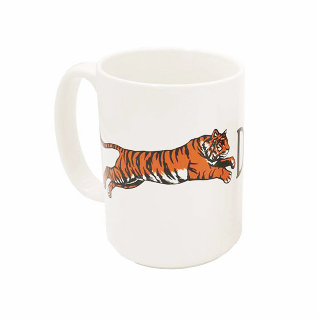 Leaping Tiger Mug - City Bird