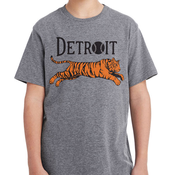 Leaping Tiger Youth Shirt